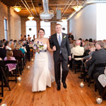 Day Block Event Center Wedding Processional