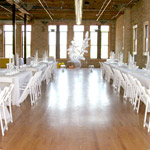 Reception Hall Table Layout