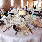Wedding Reception Tables at Day Block Event Center