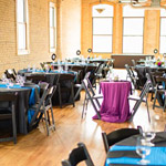Wedding Reception Event Space at the Day Block Event Center