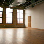 Event Space with Hardwood Floors