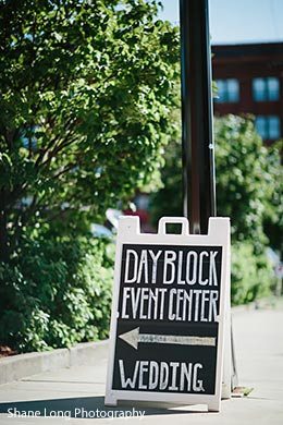 Day Block Event Center Weddings